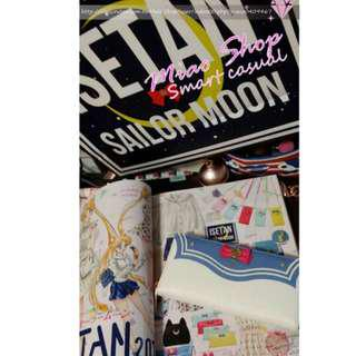 美少女戰士 Sailor Moon x Samantha Vega❤長夾 皮夾 伊勢丹限定販售