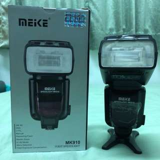 Speed light MK910