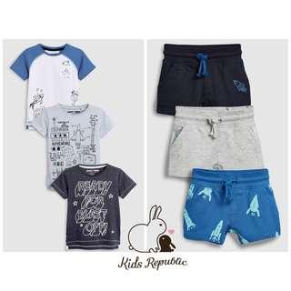 KIDS/ BABY - Tshirt/ shorts