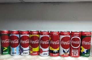 Coca Cola World Cup 2018