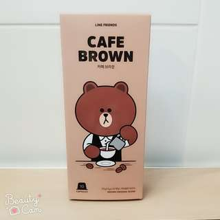 全新 Line Friends Cafe Capsules