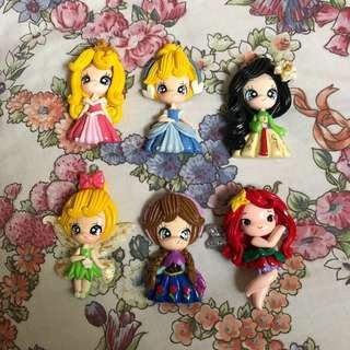 Handmade Chibi Princess