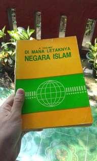 Di Mana Letaknya Negara Islam by A. Hasjmy