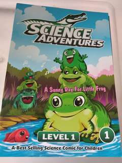 Science adventures level 1