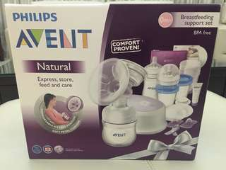 Philips Avent Electric Pump Breastfeeding Set