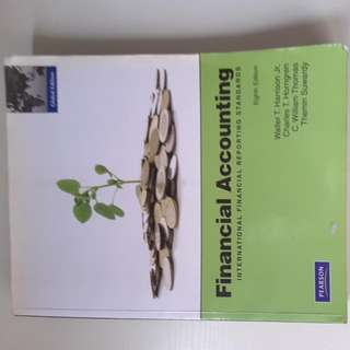 Financial Accounting Pearsons 8th Edition