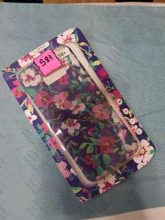 S8+ Floral Soft Case