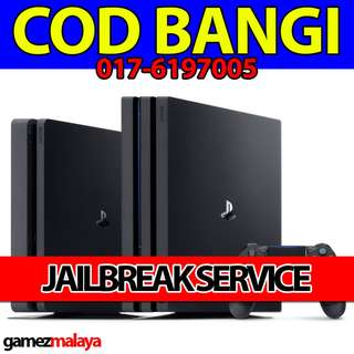 [SERVICE] PS4 JAILBREAK SERVICE PRO SLIM FAT - (GAMEZMALAYA)