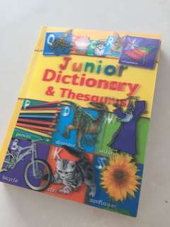 Junior Dictionary & Thesauruses