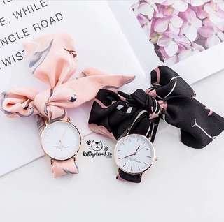 Ribbon Watch