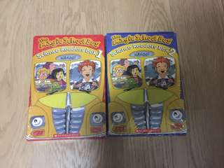 🚚 The Magic School Bus Science Readers Box Set