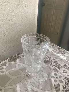 🚚 Cristal d'Arque France Crystal Vase