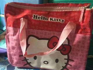 Baby bag (hello kitty)