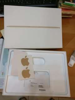 Apple macbook box 12 inch