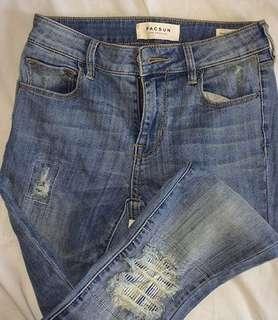 Pacsun Midrise Jeans