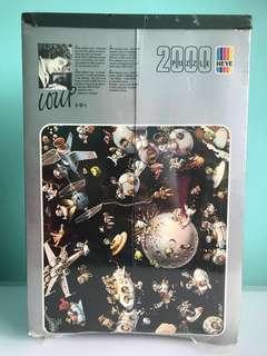Jean-Jacques Loup S.D.I. (2000pcs Puzzle)