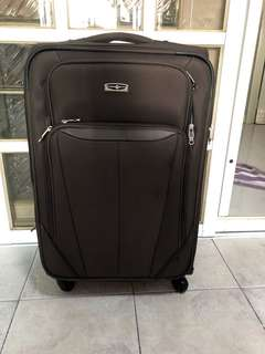 Green 60cm Luggage with 4 Wheels