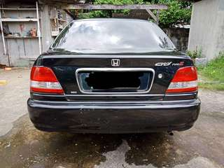 2001mdl HONDA CITY TypeZ VTEC