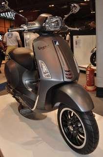 Vespa Supersprint Sport 150
