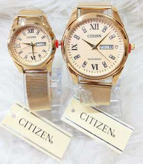 CITIZEN COUPLE