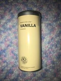 Coffee Bean and Tea Leaf French Vanilla Powder