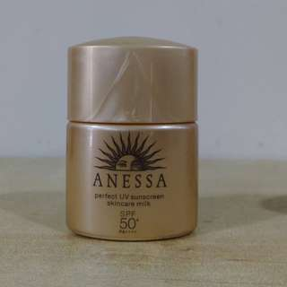 SHISEDO ANESSA 資生堂 安耐曬金鑽高效防曬露 12ML/瓶(有中文標)