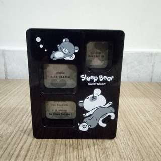 Sleep Bear Frame / Bingkai Foto Sleep Bear