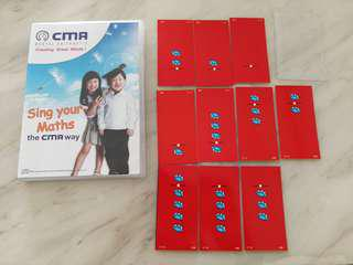 CMA CDs and Flashcards
