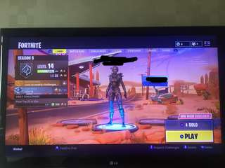 TRADING/SELLING fortnite account