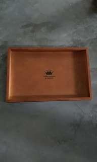 Wooden tray 2pcs