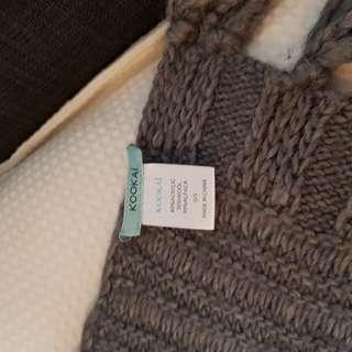 Kookai Wool Knit scarf