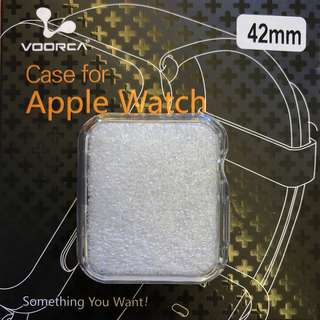 Apple iWatch case 42mm with screen protector