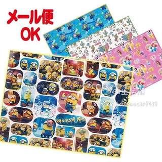 🚚 正版授權 日本 迪士尼 三眼怪 公主系列 小小兵 史努比 卡通系列野餐防水墊 餐墊 野餐墊