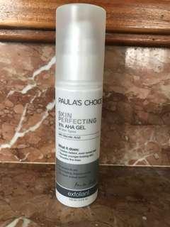 Paula's Choice skin perfecting 8% AHA gel