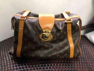 Authentic Louis Vuitton Bag (Stresa Gm)