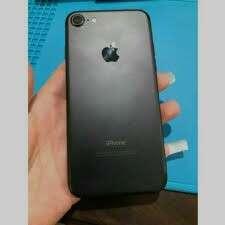 [JUAL] iPhone 7 Jet Black 128 GB second