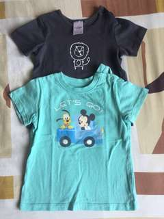 Baby T-shirt 6 to 12 months