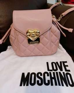 Love Moschino Pink Bag 斜孭袋