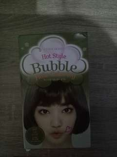 Etude House Hot Style Bubble Hair Coloring (Khaki Brown)