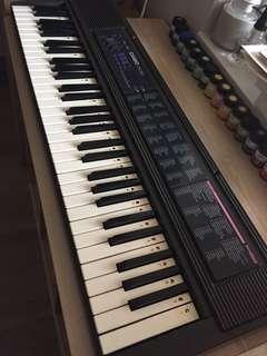 Casio ctk-450 電子琴 60key