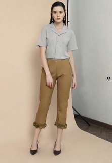 Label8 Ocher Lena Pants