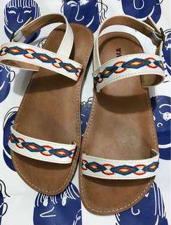 日系民族風涼鞋