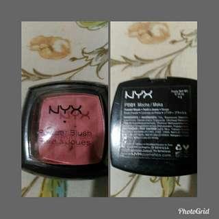 Authentic nyx blush on