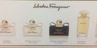 Salvatore Ferragamo miniature perfume