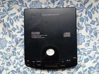 Citizen discman cbm 3300 walkman cd player
