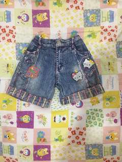 Jean hello kitty