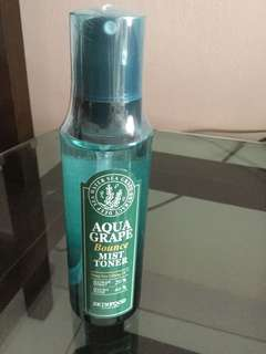 Skinfood aqua Grape Mist Toner