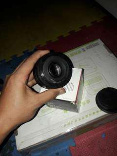 🚚 canon 50mm f1.8 ii