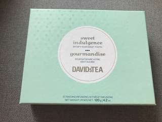 DAVIDsTEA 12 teas & infusion