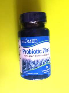 Biomed Probiotic 2億益生菌(90粒)素食膠囊